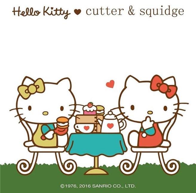 Hello Kitty London Cafe